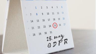 GDPR : Il faut une période d'adaptation pour les PME